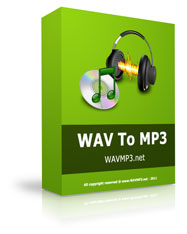 Buy WAV To MP3